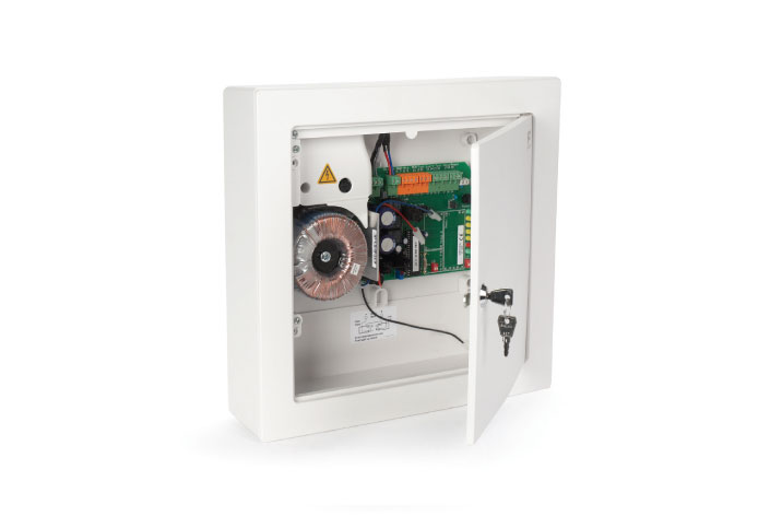 WSC 204 Smoke Ventilation AOV Control Panel