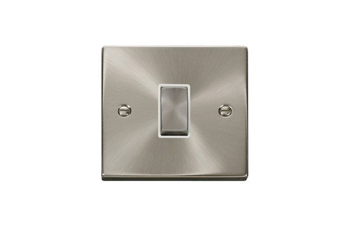S60-1-C Retractive Switch Chrome