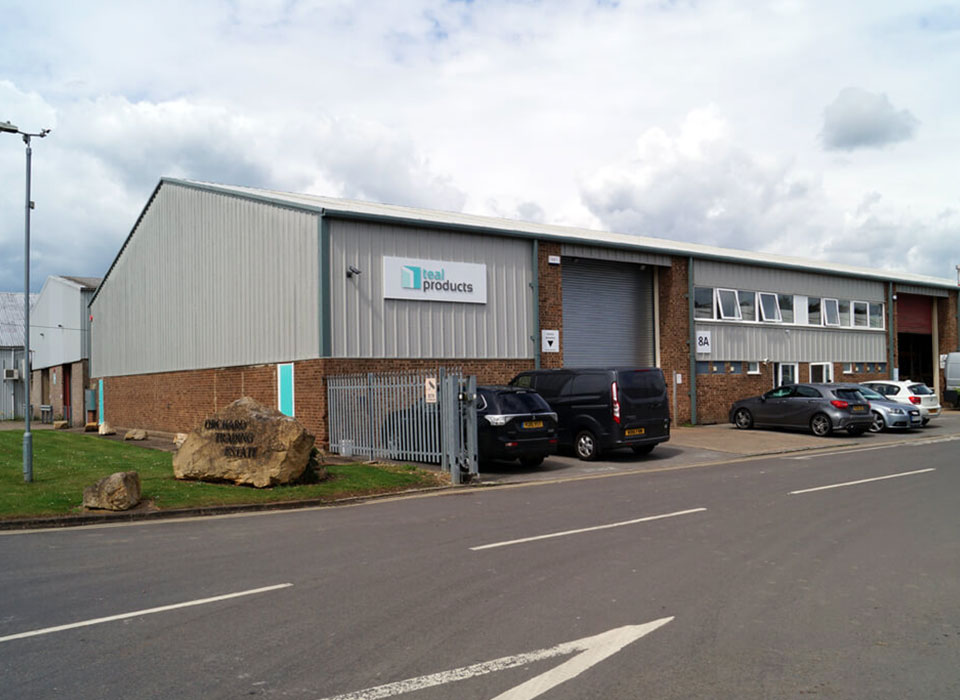 Teal Products factory