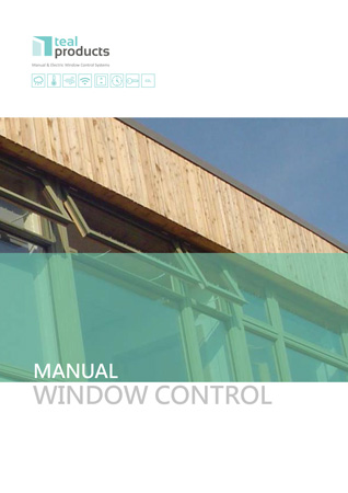 Manual window control brochure