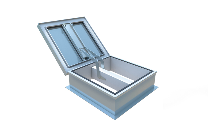 Automatic Opening Vent roof dome